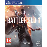 Battlefield 1 PS4 DFI