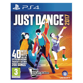 Just Dance 2017 PS4 DFI