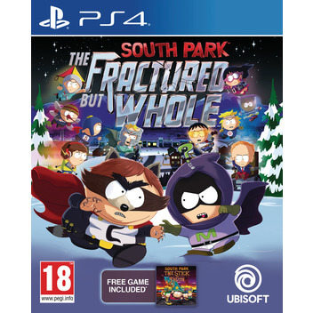 South Park: The Fra. PS4 DFI