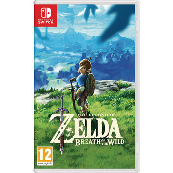 The Legend of Zelda: BotW Switch FR