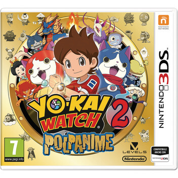 Yo-Kai Watch 2 FR