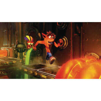 Crash Bandicoot - N'Sane Trilogy PS4 DE