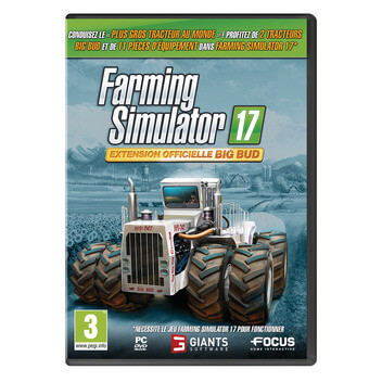 FarmingSim17 Ext.Bud