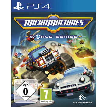 Micro Machines PS4 FR