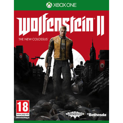 Wolfenstein II: The New Colossus XboxFR