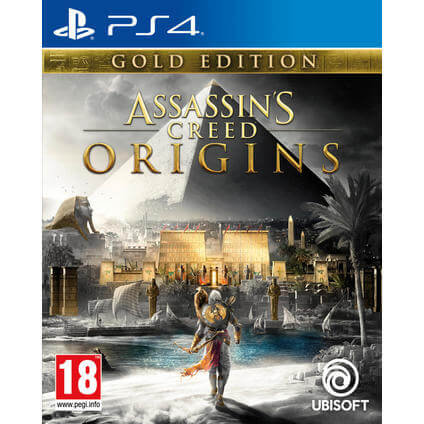 Assassin's Creed: Origins Gold PS4 DFI