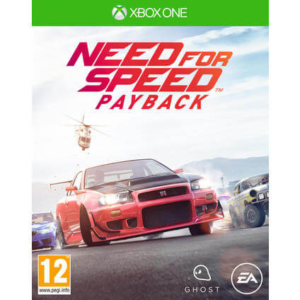 Need for Speed Payback Xbox One DFI