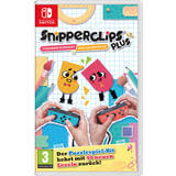 Snipperclips Plus Switch DE