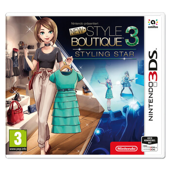 New Style Boutique 3 3DS FR