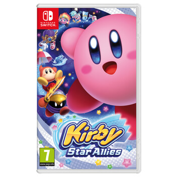 Kirby Star Allies DE Switch