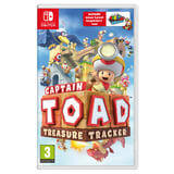 Captain Toad: Treasure Tracker Switch DE