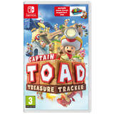 Captain Toad: Treasure Tracker Switch FR