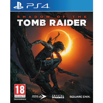 Shadow Tomb Raider PS4 F