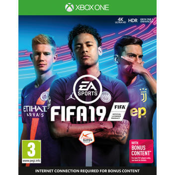 electronic arts fifa 19 xbox one dfi g nstig kaufen. Black Bedroom Furniture Sets. Home Design Ideas
