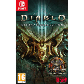 Diablo III - Eternal Collection Switch F