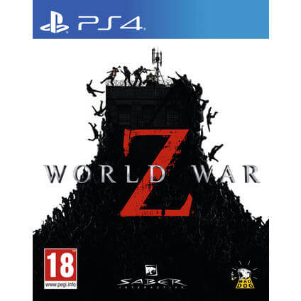 World War Z PS4 DE