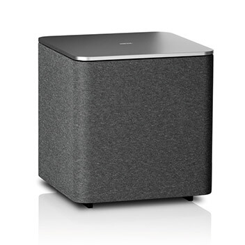 klang 1 Subwoofer Graphite Grey