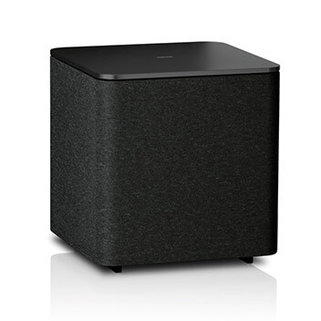 klang 1 Subwoofer Black