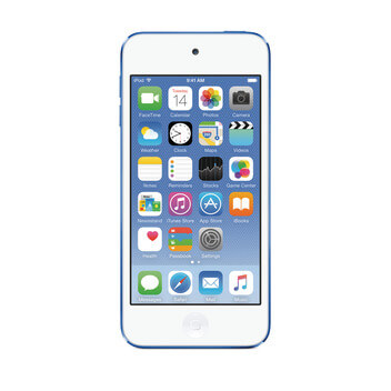 iPod touch 64GB Blue