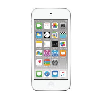 iPod touch 64GB Silber