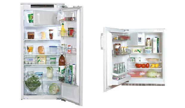 Kühlschrank Freistehend Mit Gefrierfach : Ratgeber kühlschrank und einbaukühlschrank fust online shop