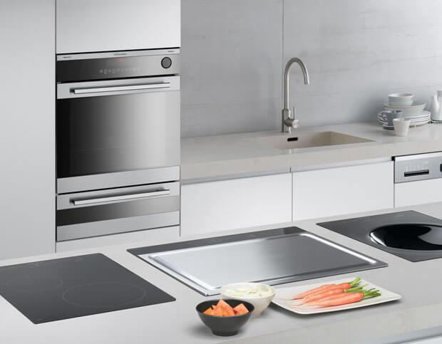 Electrolux - Apparecchi ad incasso - Produttori di cucine