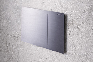 Geberit Sigma70 mit Soft-Touch