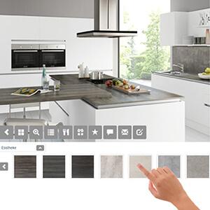 Konfigurator Die Kuchen Visualisierung Fust Online Shop Fur