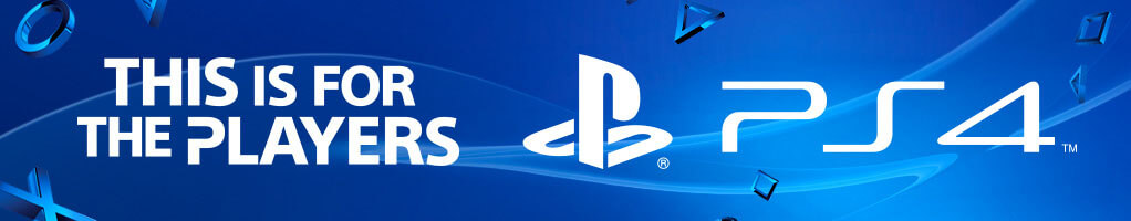 Sony PlayStation 4 - This is for the players