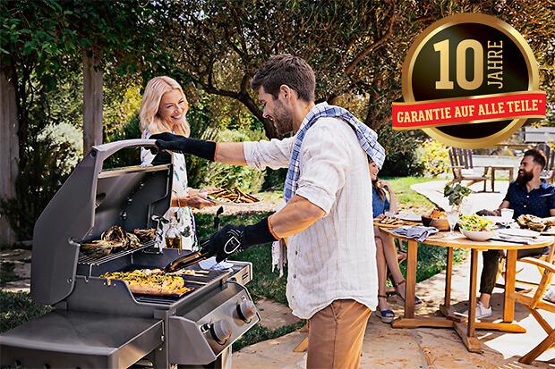 weber grills garantie de 10 ans