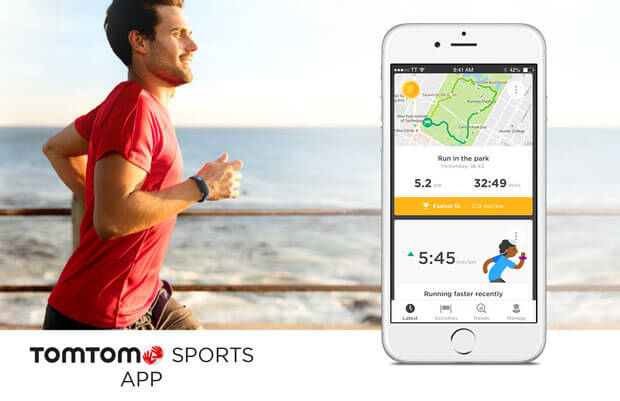 TomTom Sports Apps